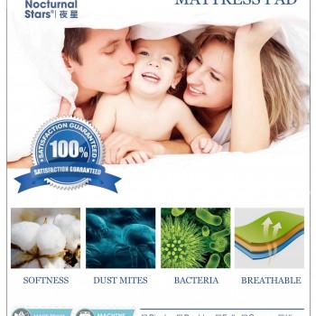 cotton mattress protetor 1